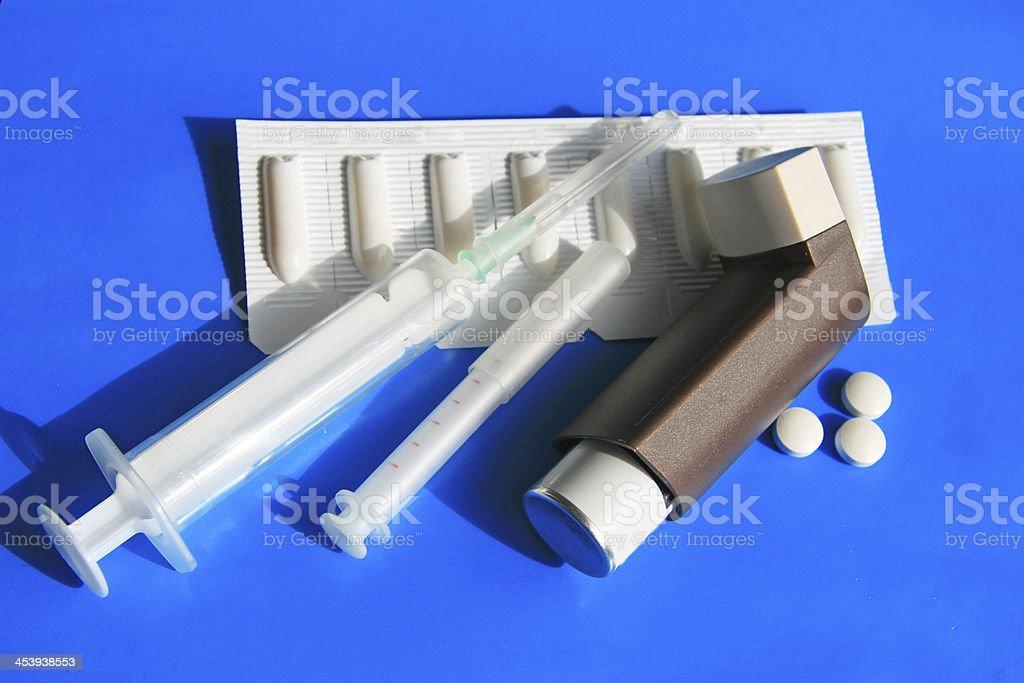 pharmaceutics stock photo