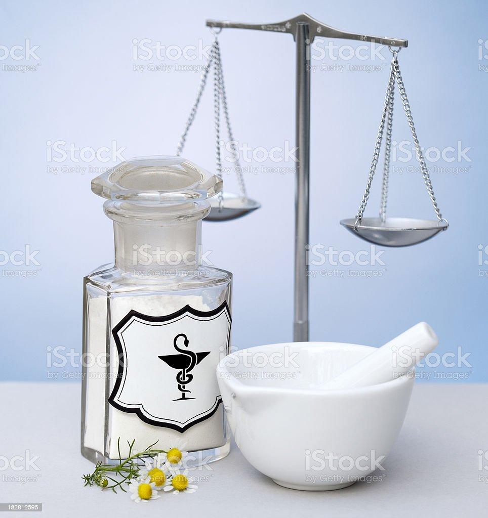 Pharmacy Concept royalty-free stock photo