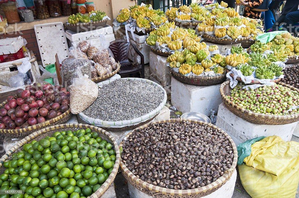 Phat Thu Fruit stock photo