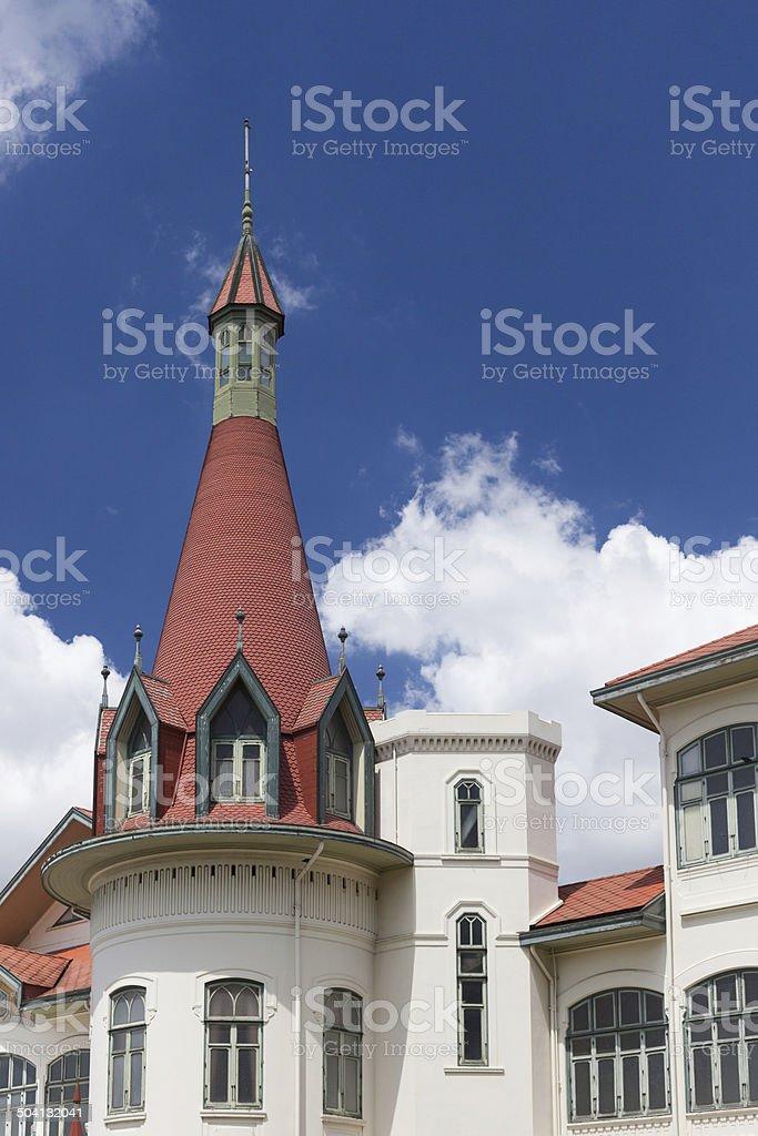 Phayathai Palace stock photo