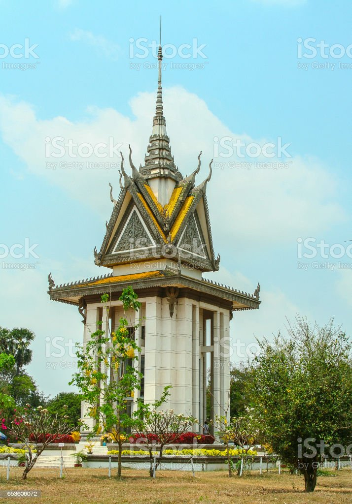 Phenom Penh - 2008 stock photo