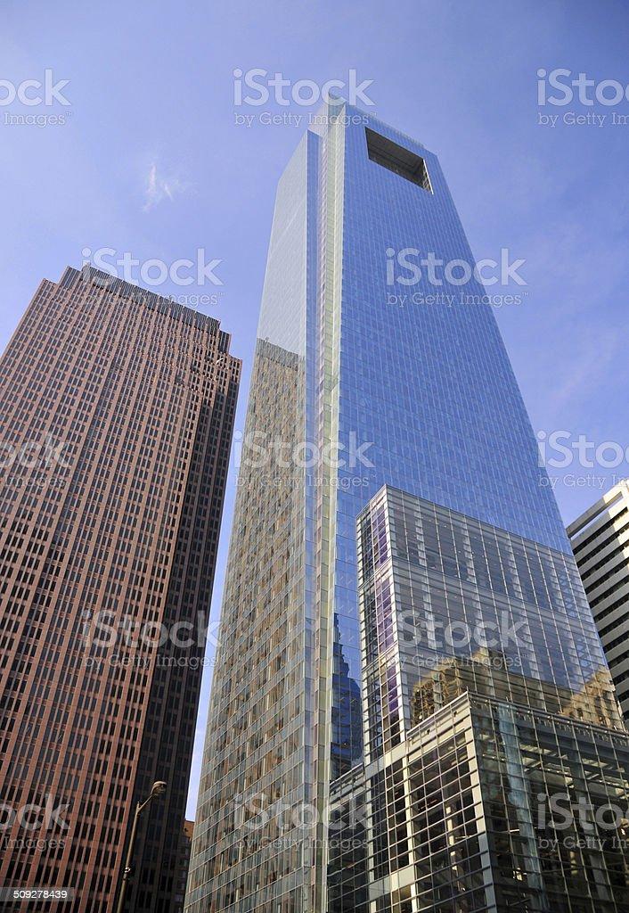 Philadelphia, Pennsylvania, USA: skyscrapers stock photo