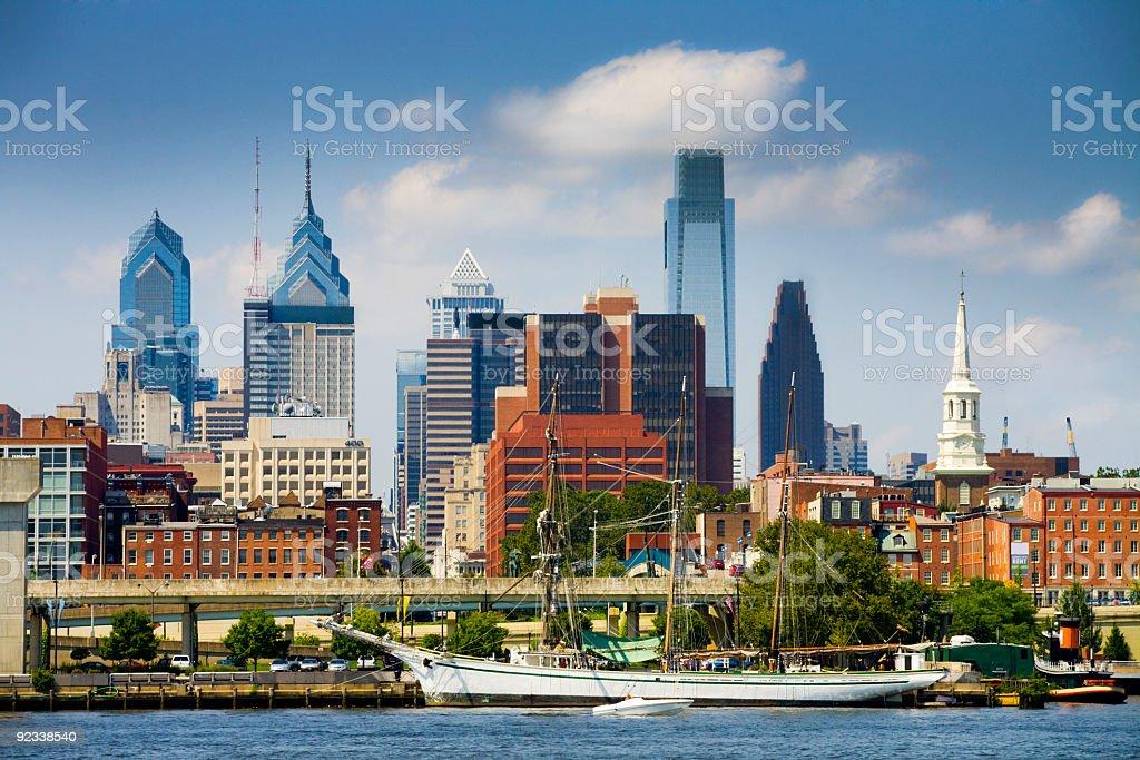 Philadelphia stock photo
