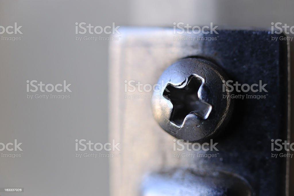 philip screw stock photo