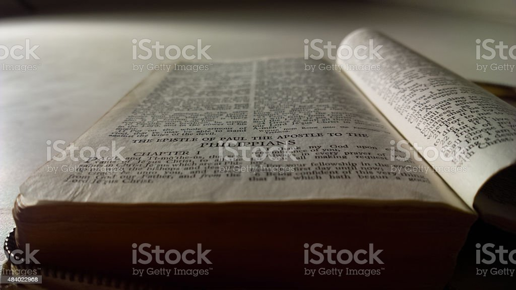 Philippians stock photo