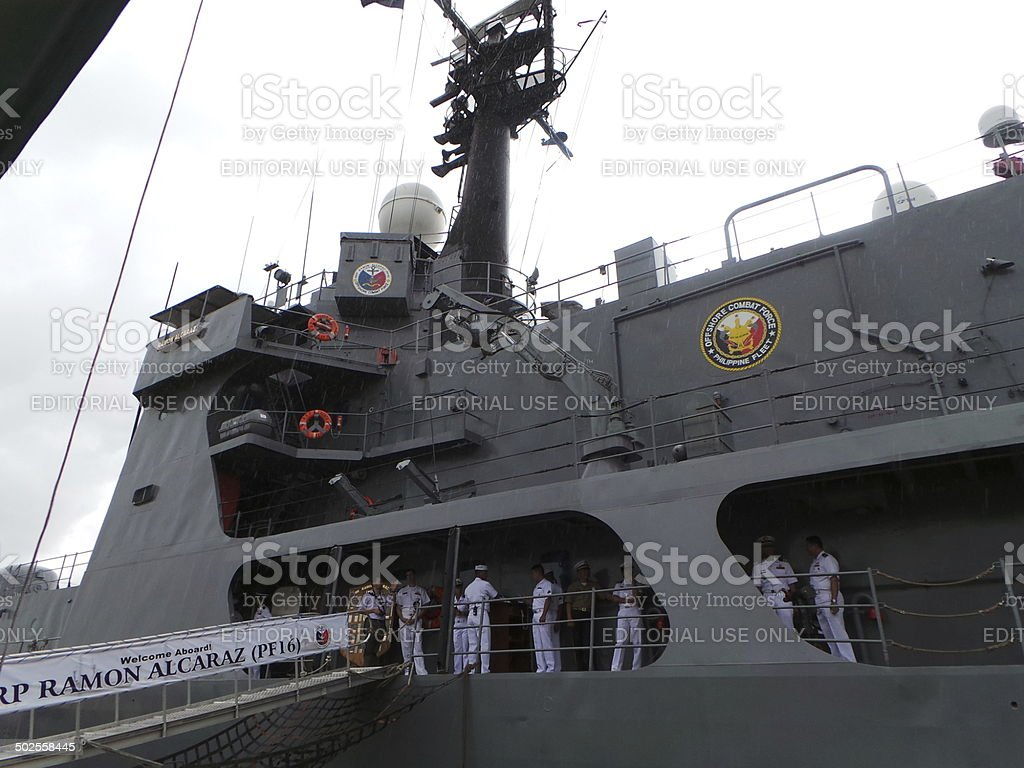 US - Philippine conducts CARAT 2014 stock photo