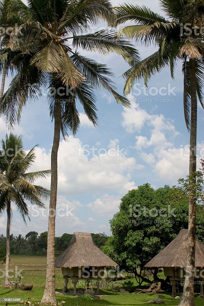 Philippine Scene stock photo