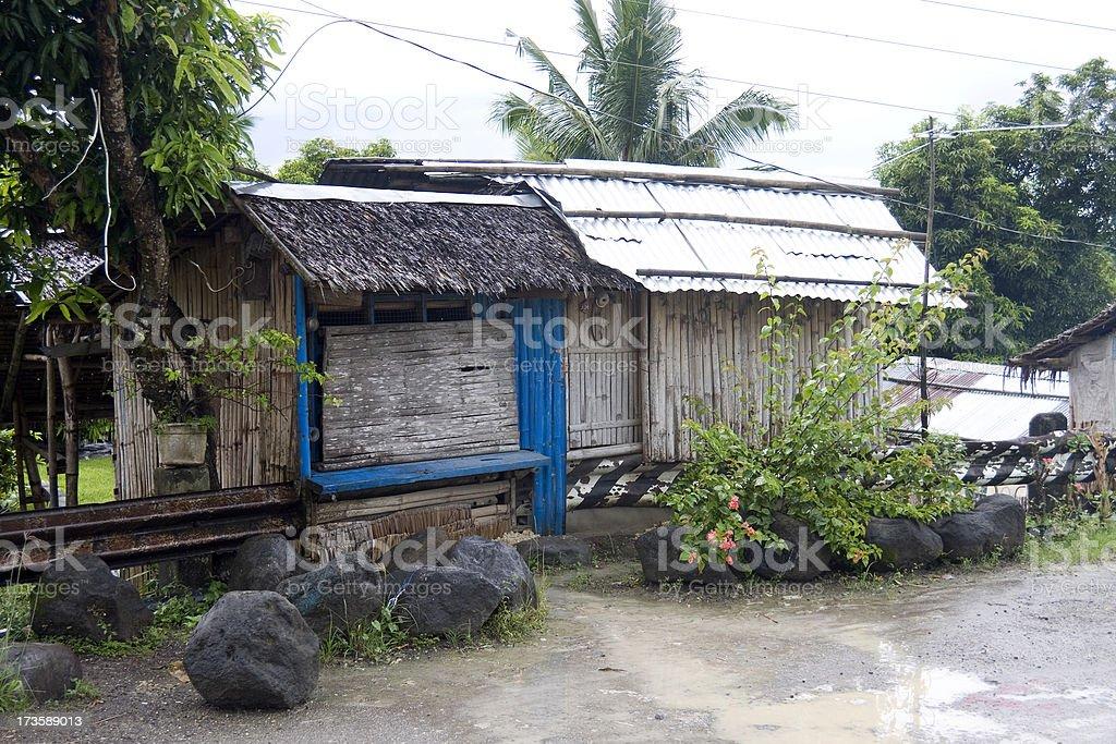 Philippines village shop royalty-free stock photo