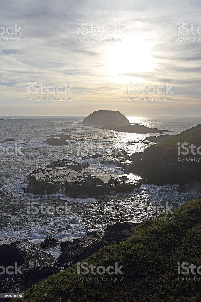 Phillip Island, Australia royalty-free stock photo