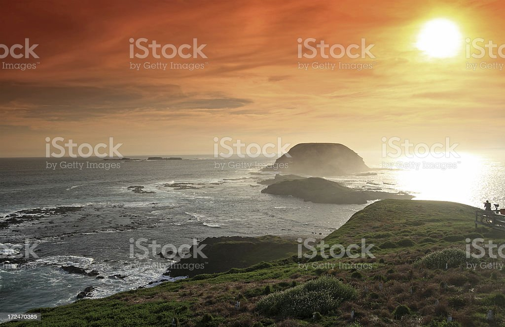 Phillip Island, royalty-free stock photo