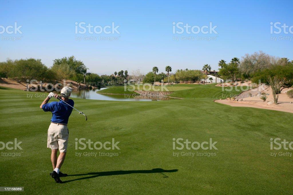 Da Golf Phoenician foto stock royalty-free