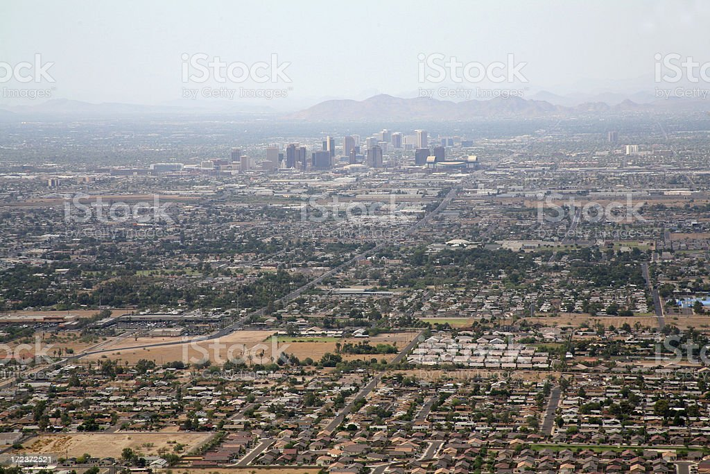 Phoenix , Arizona royalty-free stock photo