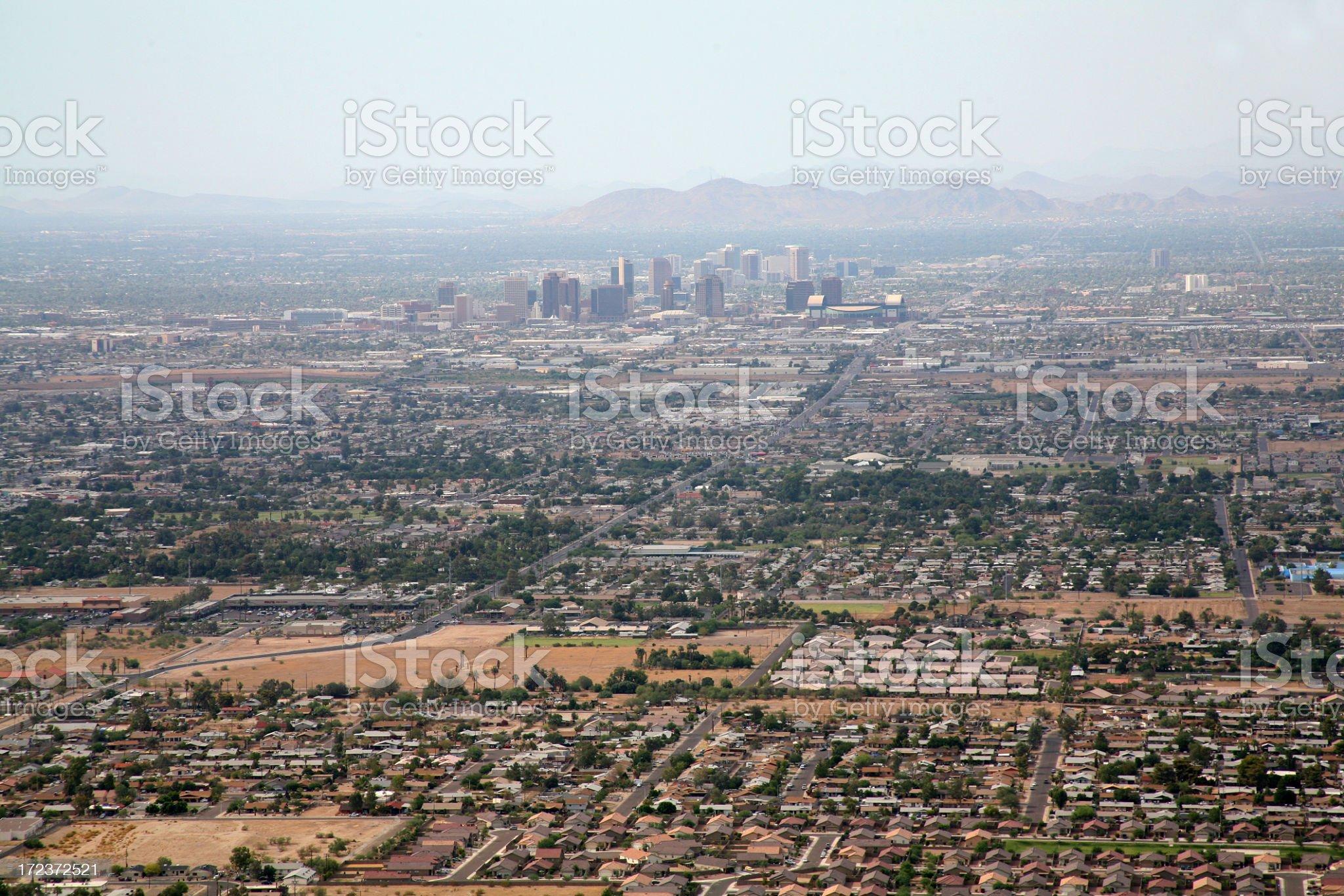 Phoenix , Arizona royalty-free stock photo