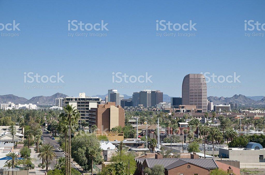 Phoenix, Arizona royalty-free stock photo