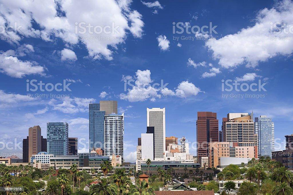 Phoenix, Arizona stock photo