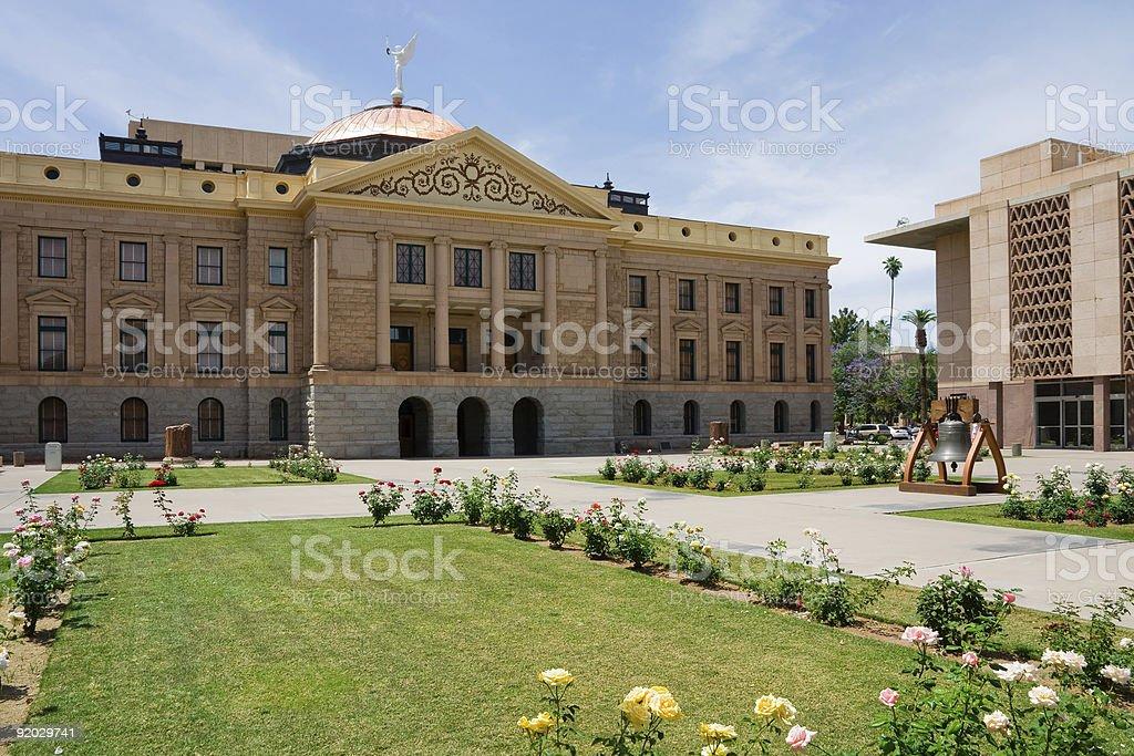 Phoenix Arizona royalty-free stock photo