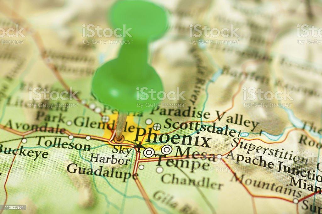 Phoenix, AZ royalty-free stock photo