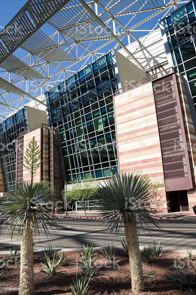 Phoenix convention center royalty-free stock photo
