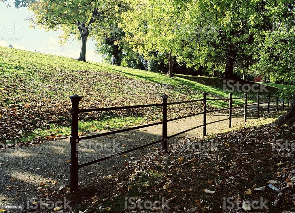 Phoenix Park, Dublin, Republic of Ireland stock photo