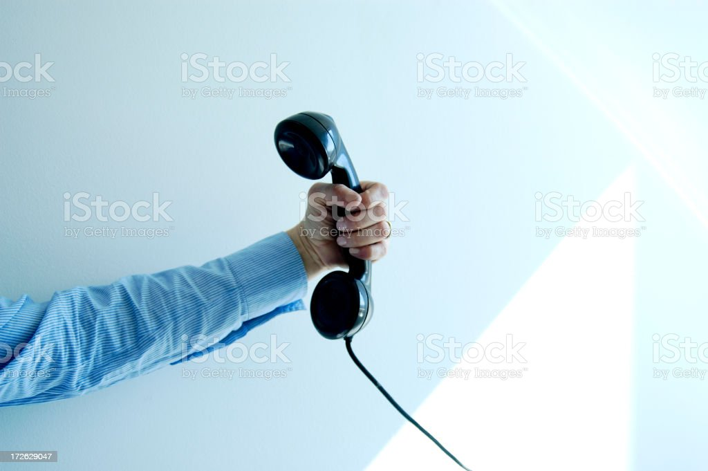 Phone abstract royalty-free stock photo