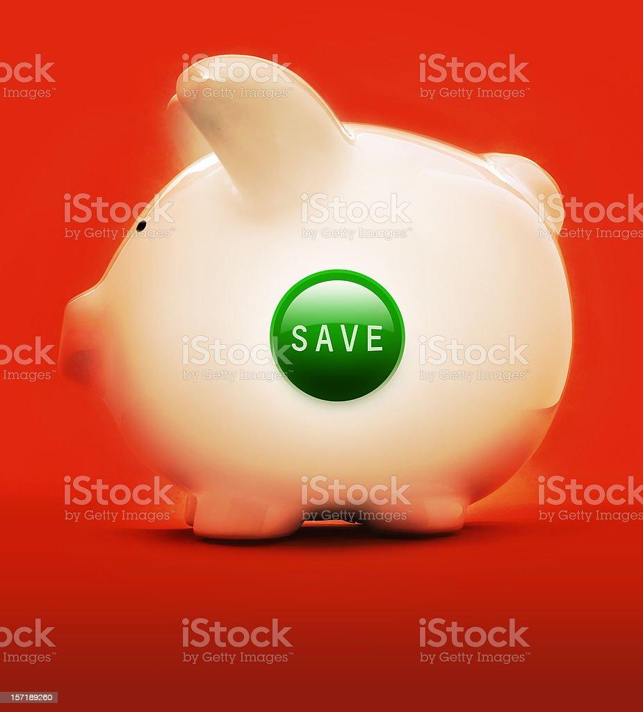 phone banking royalty-free stock photo