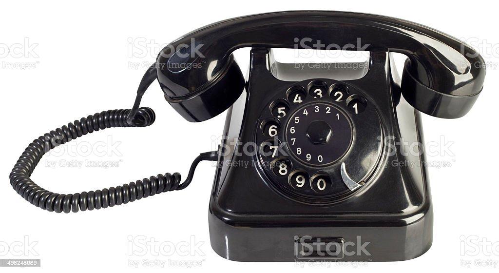 Phone Cutout stock photo