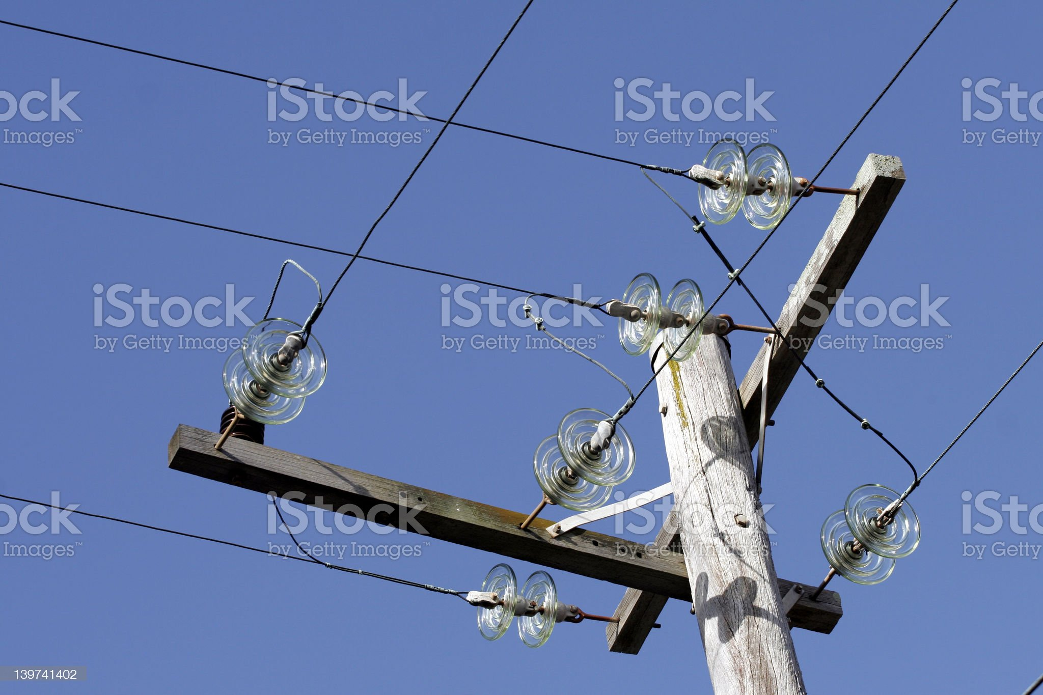 Phone Tower royalty-free stock photo
