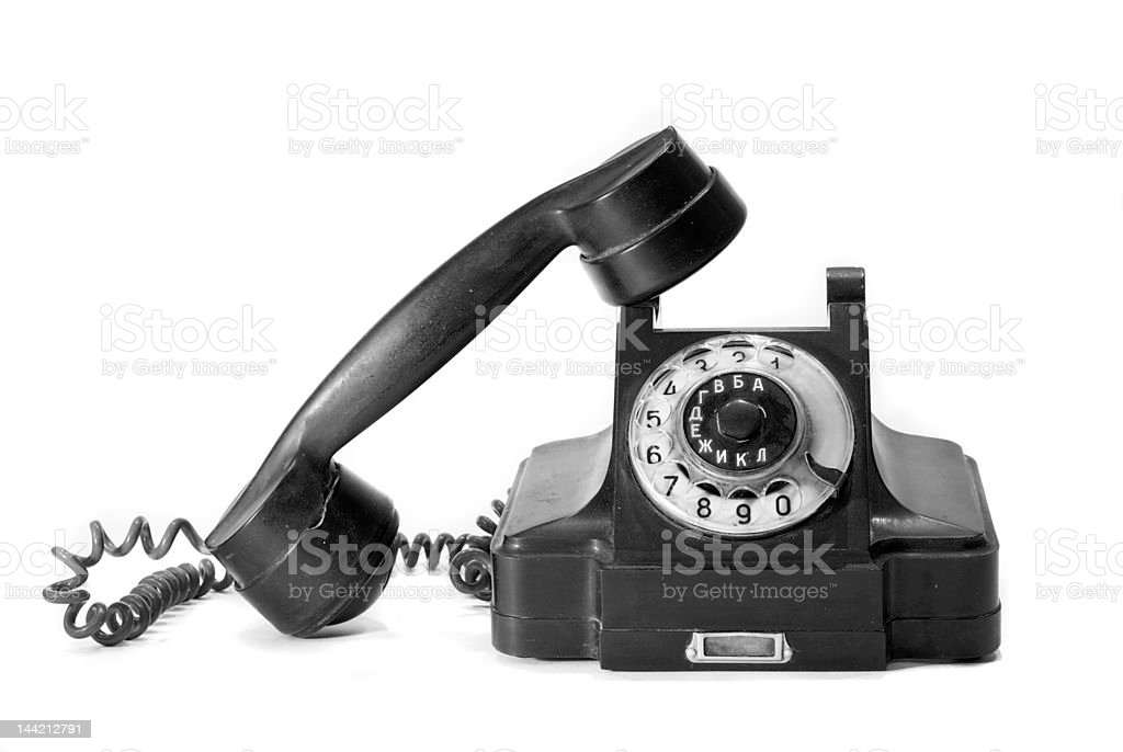 Phone with their half pipe royalty-free stock photo