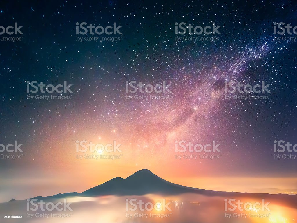 Phosphorus (Bearer of the Light) stock photo