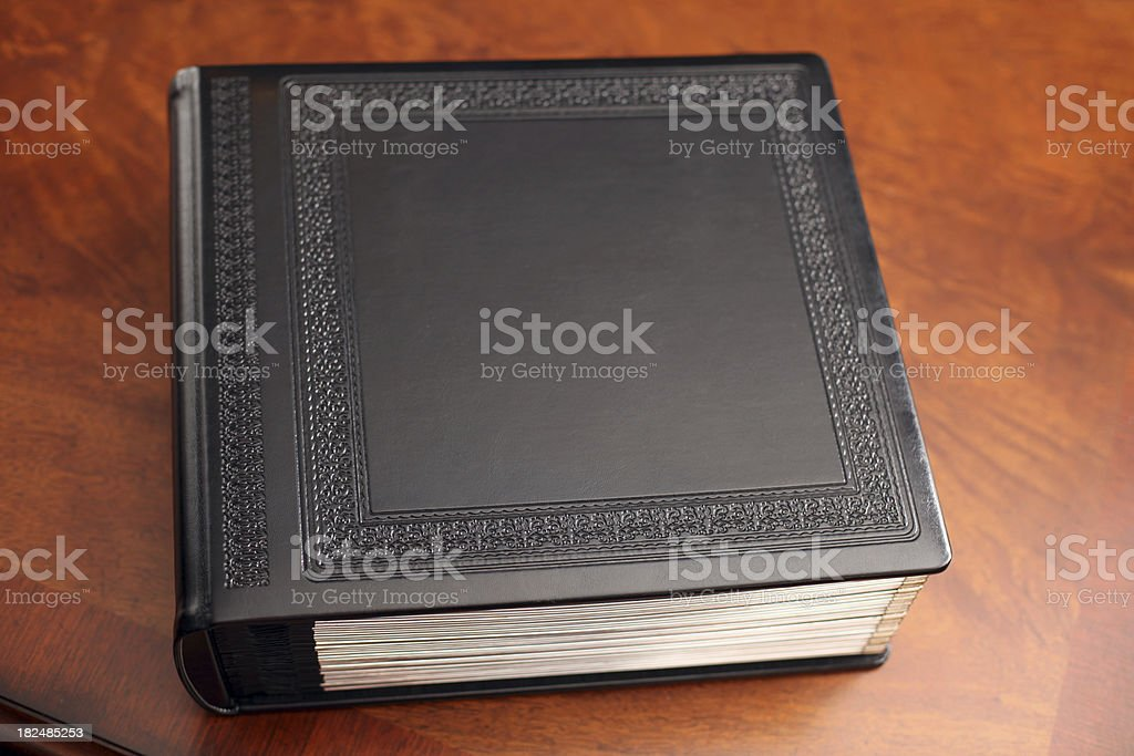 Photo Album royalty-free stock photo