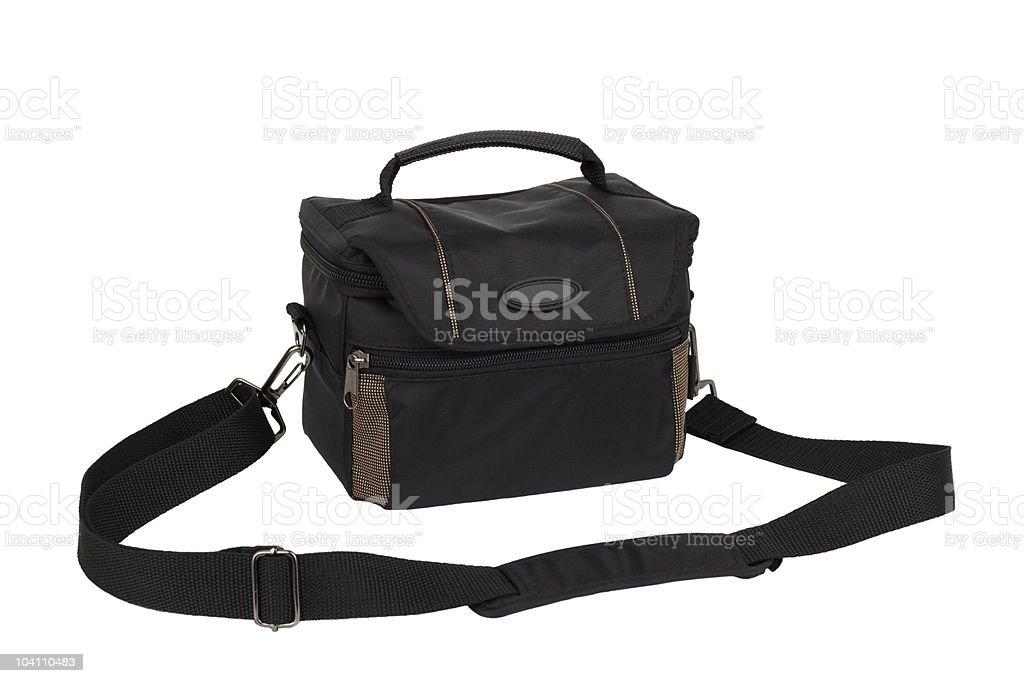 Photo bag royalty-free stock photo