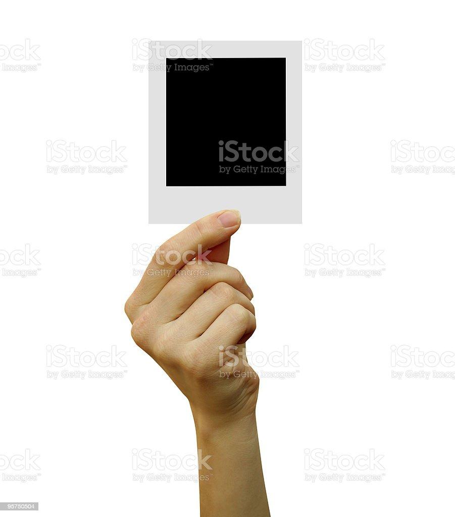 photo card royalty-free stock photo