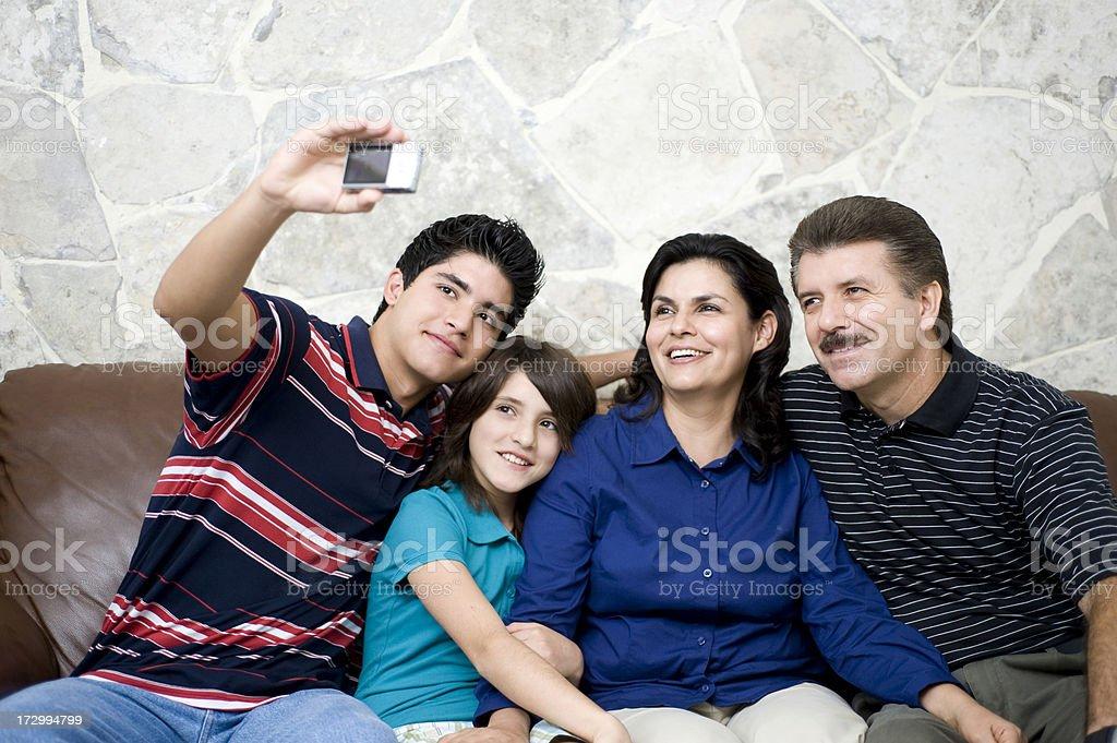 photo family royalty-free stock photo