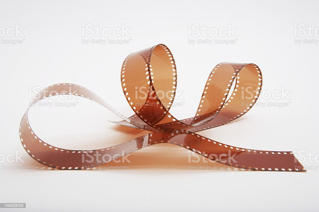Photo film royalty-free stock photo