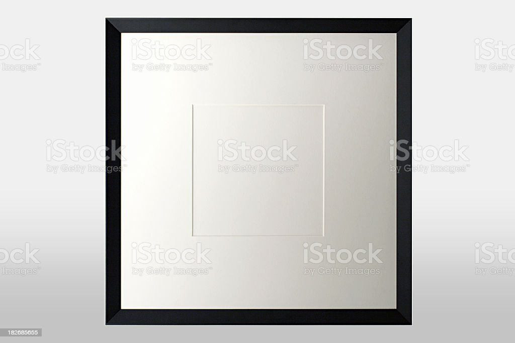 Photo frame 01 royalty-free stock photo