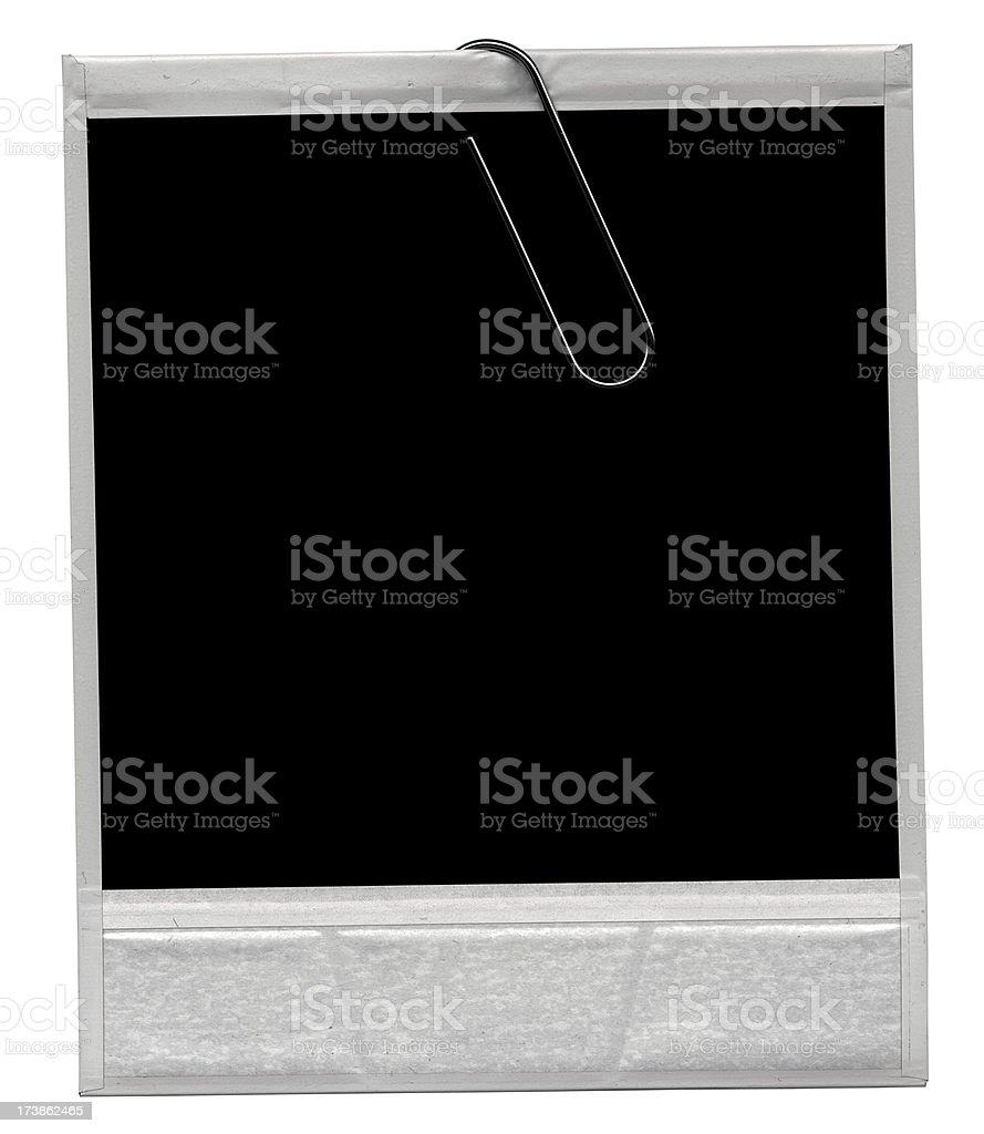 Photo frame royalty-free stock photo