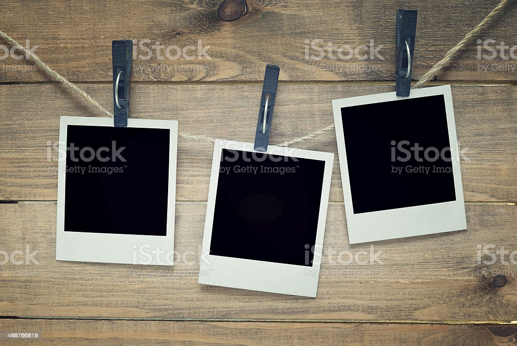 photo frames stock photo