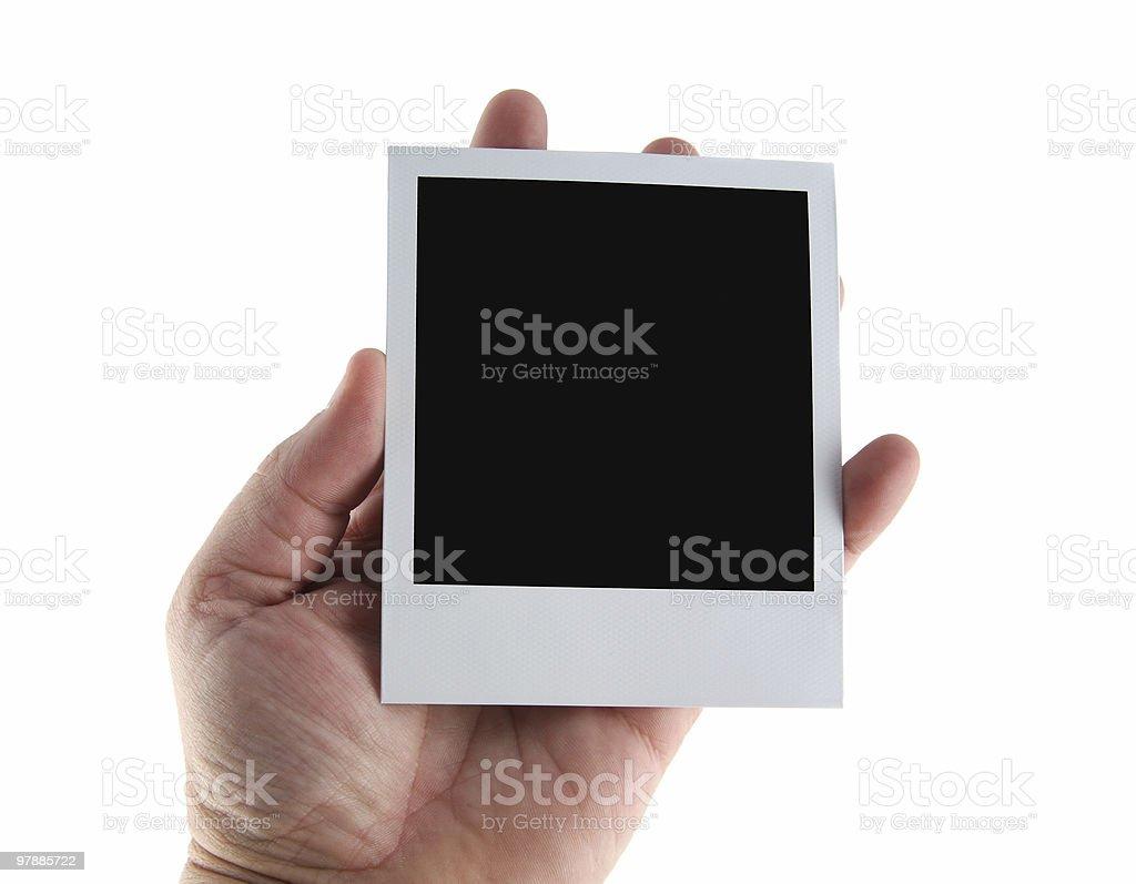 Photo hand stock photo