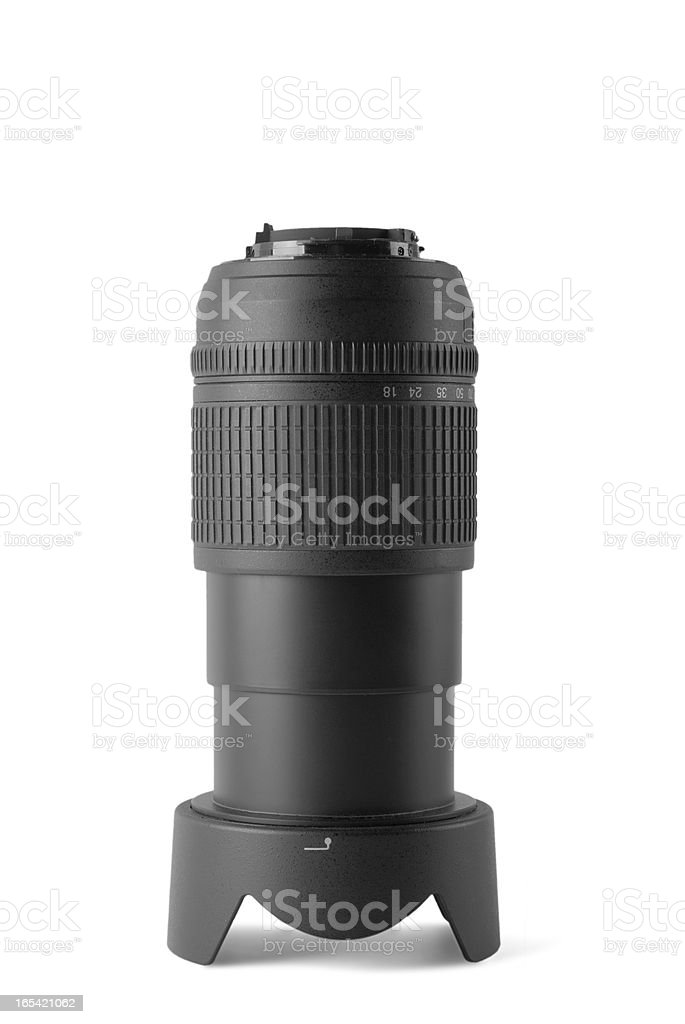 Photo lens royalty-free stock photo