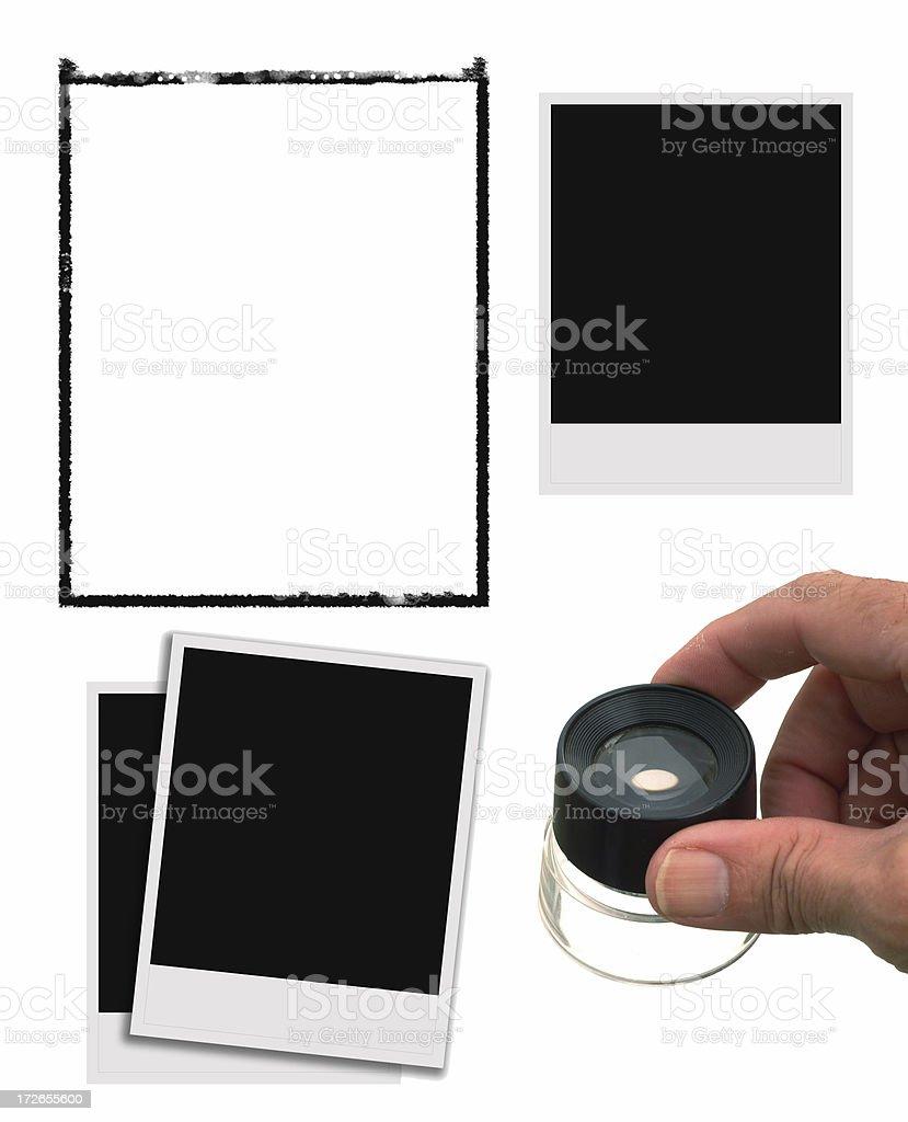 Photo Light box stock photo