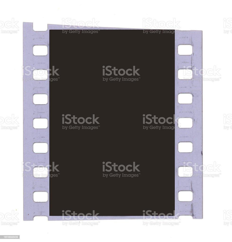 Photo negatives royalty-free stock photo