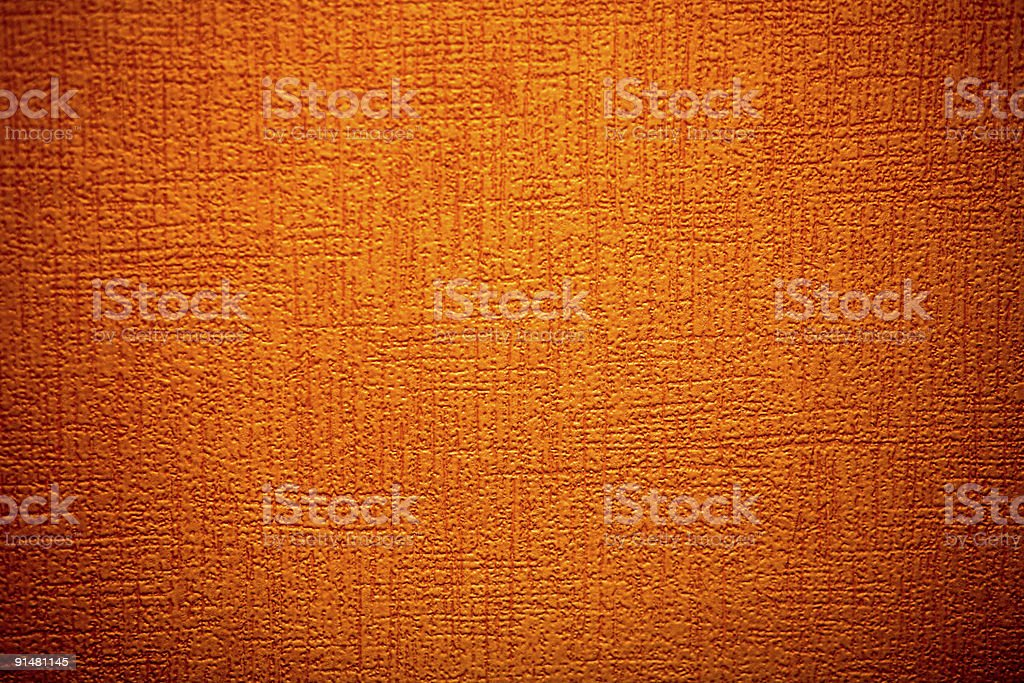 Photo of a wall with wall-paper royalty-free stock photo