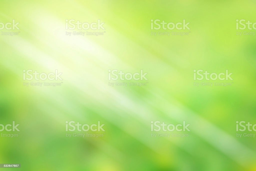 Photo of abstract bright and light green color blur background stock photo
