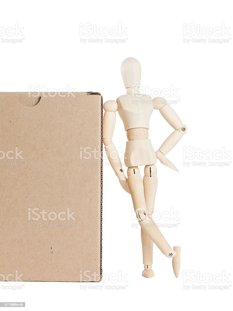 Photo of Dummy stand stock photo
