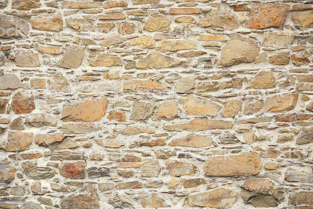 Photo of stone wall texture stock photo