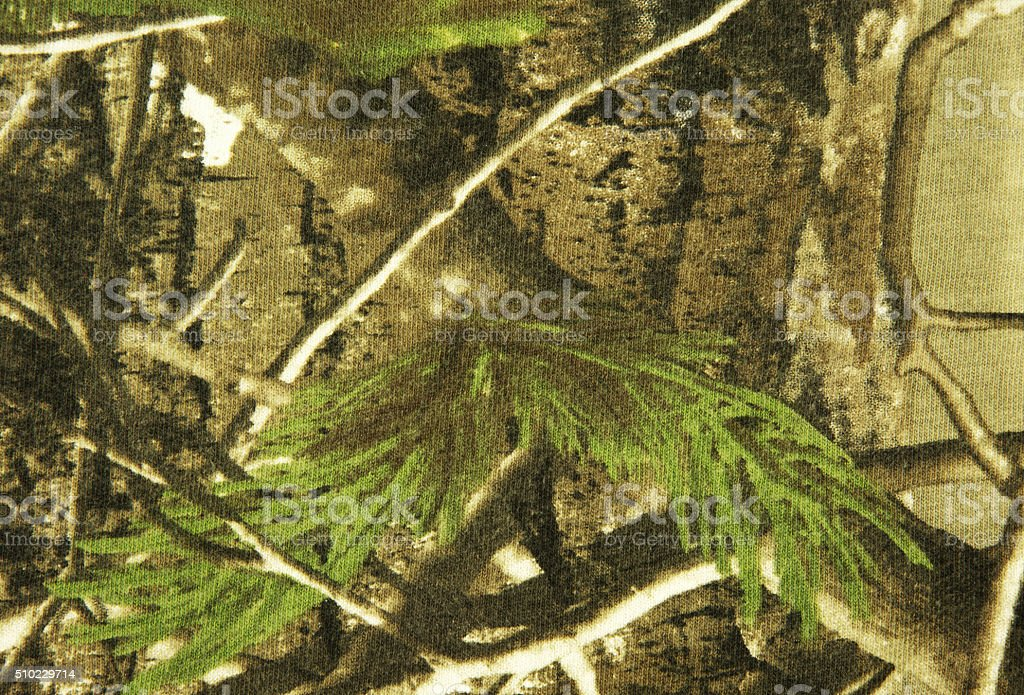 Photo of texture camouflage material,background stock photo