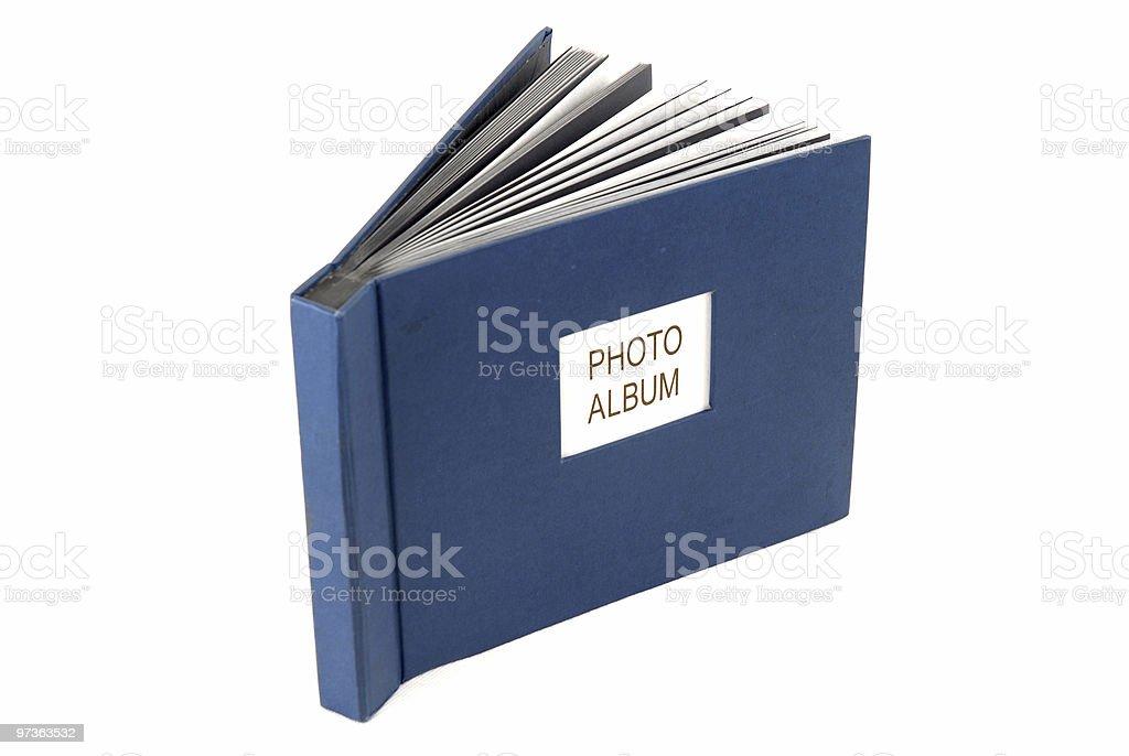 Photo-Album stock photo