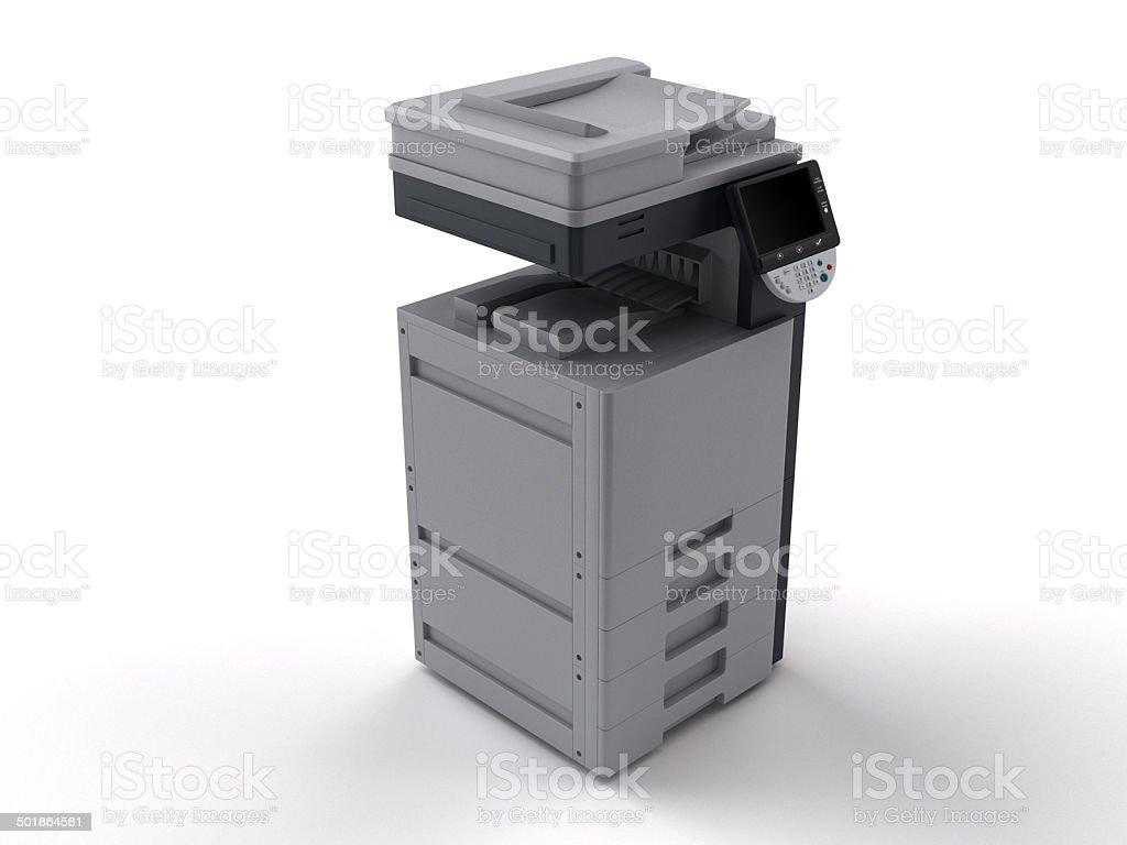 Photocopy royalty-free stock photo