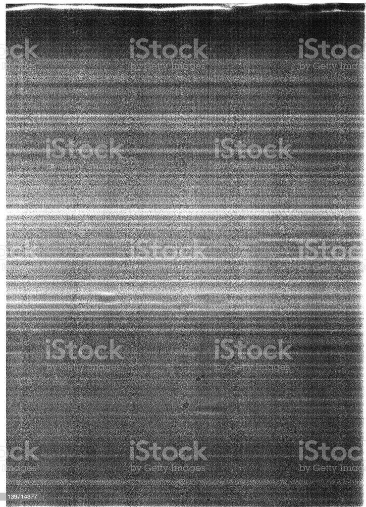 Photocopy Streaks Texture background stock photo