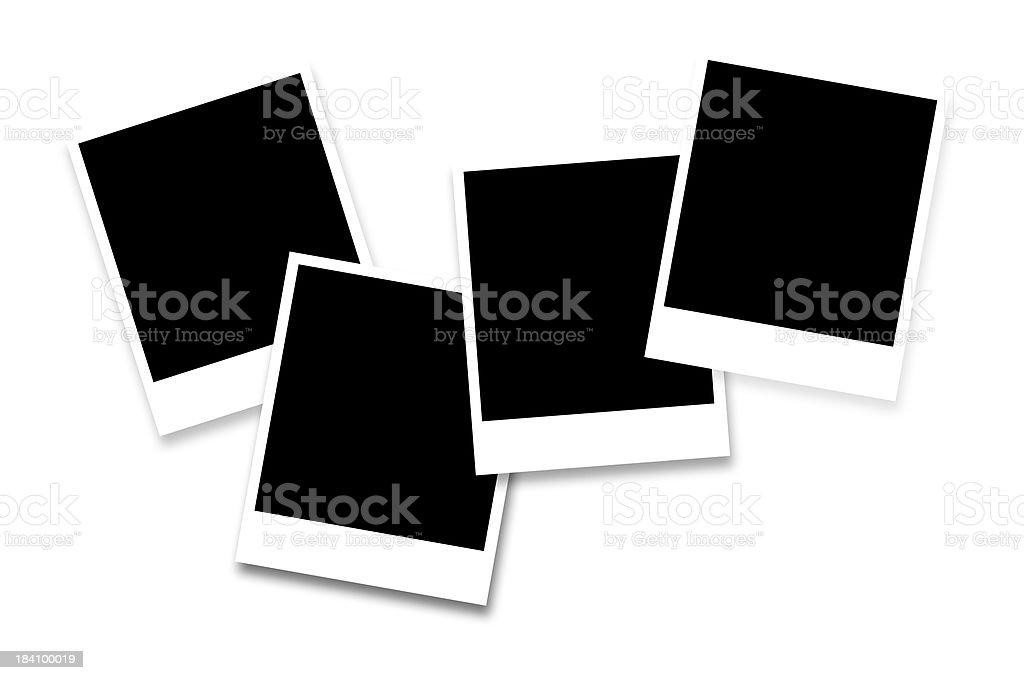 Photoframes royalty-free stock photo